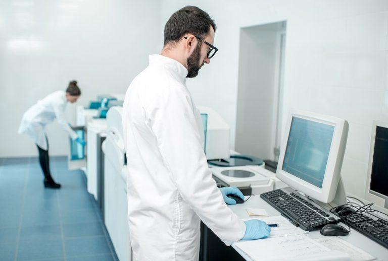 kwalifikacja walidacja w laboratorium